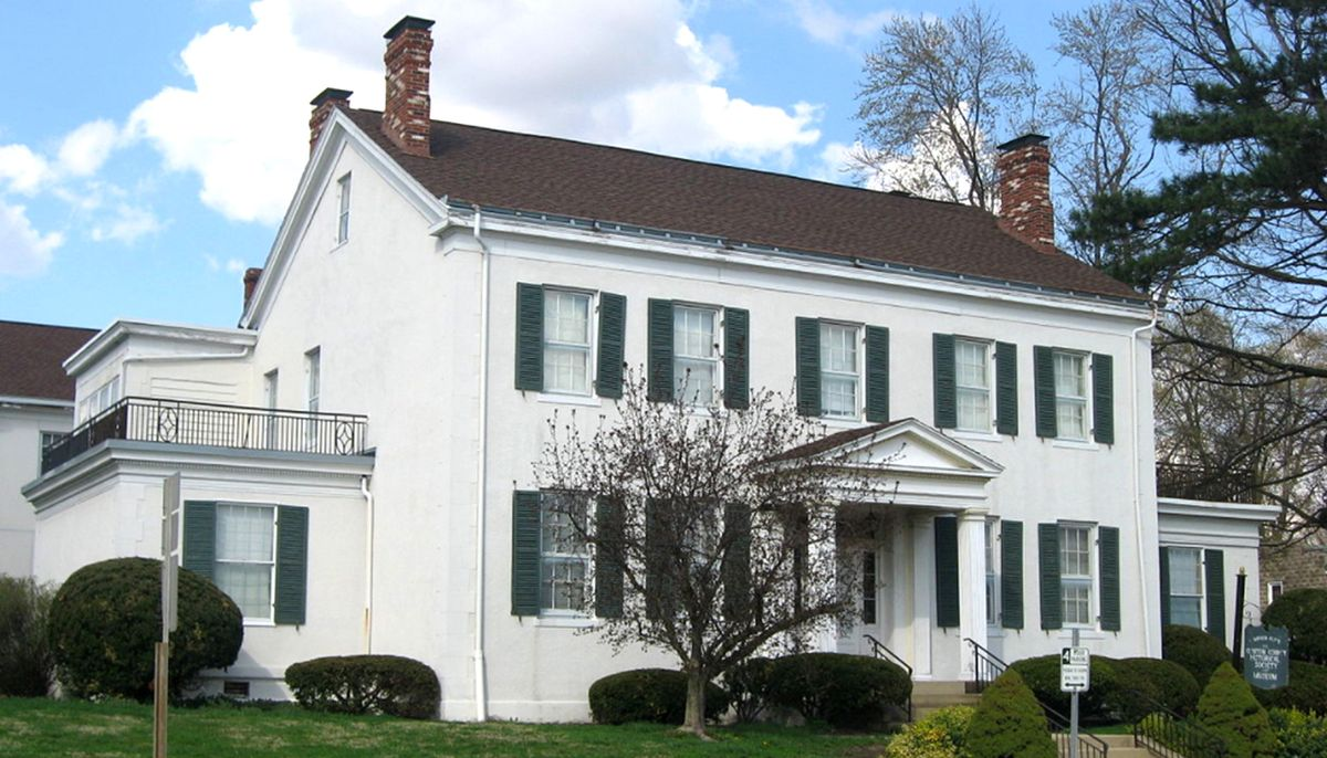 Clinton County History Center Building 149 E Locust Street PO Box 529 Wilmington, Ohio 45177